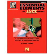 Hal Leonard Essential Elements for Jazz Ensemble - Bb Trumpet (Book/Online Audio)