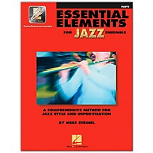 Hal Leonard Essential Elements for Jazz Ensemble - Flute (Book/Online Audio)