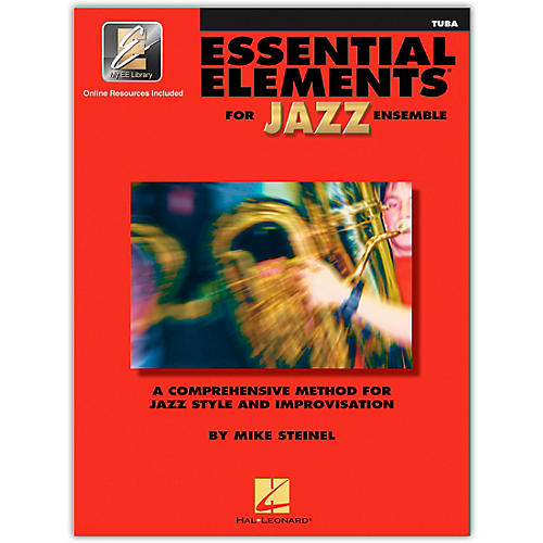 Hal Leonard Essential Elements for Jazz Ensemble - Tuba (Book with CD)