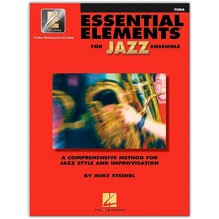 Hal Leonard Essential Elements for Jazz Ensemble Tuba 2CD/Pkg