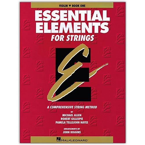 Hal Leonard Essential Elements for Strings Book 1 Piano-thumbnail