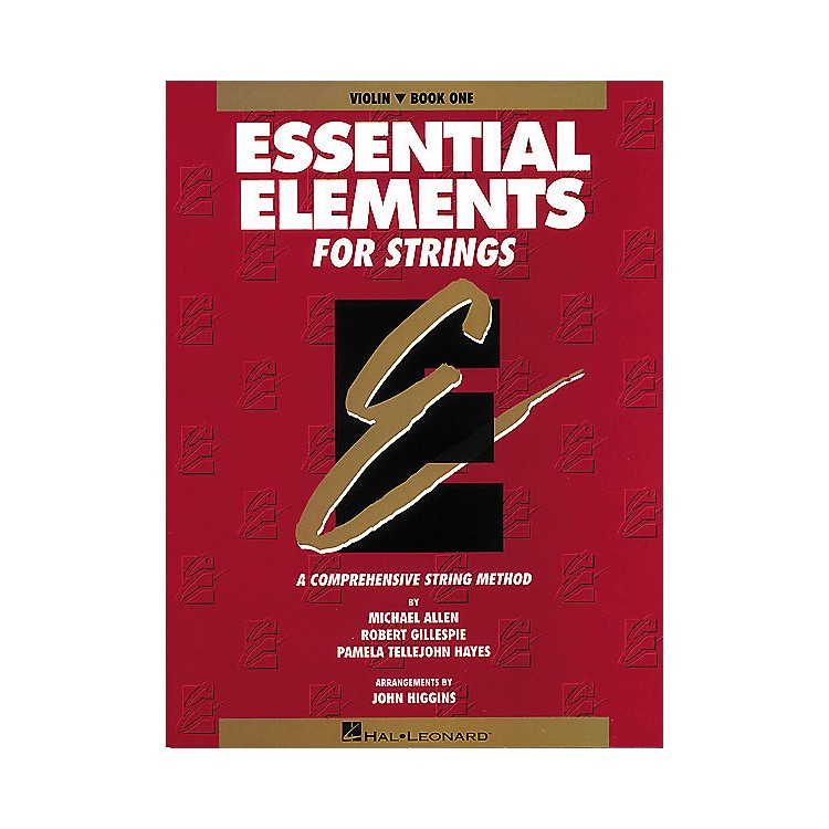 Hal Leonard Essential Elements for Strings Book 1 Teachers Manual