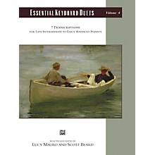 Alfred Essential Keyboard Duets, Volume 4 Late Intermediate / Early Advanced
