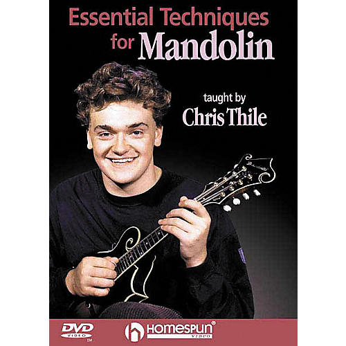 Homespun Essential Mandolin Technique (DVD)