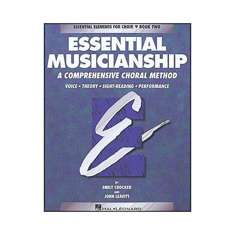 Hal LeonardEssential Musicianship Book 2 Student