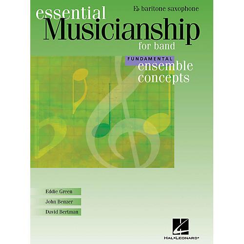 Hal Leonard Essential Musicianship for Band - Ensemble Concepts Concert Band-thumbnail
