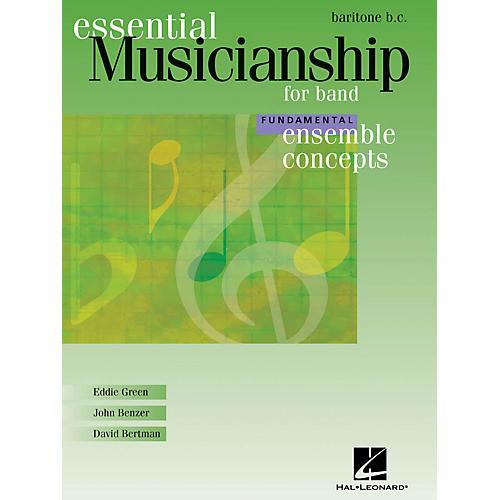 Hal Leonard Essential Musicianship for Band - Ensemble Concepts (Fundamental Level - Baritone B.C.) Concert Band-thumbnail