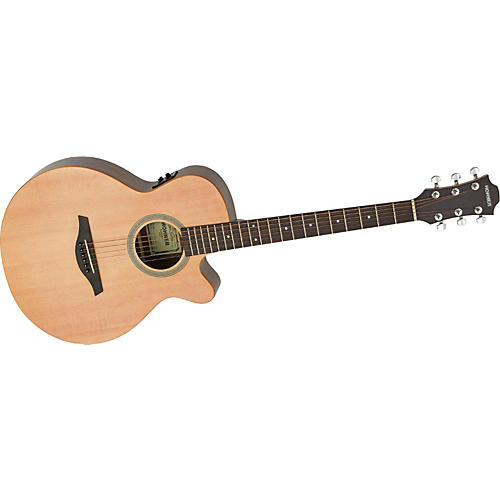 Hohner Essential Plus Mini Jumbo Acoustic-Electric Guitar