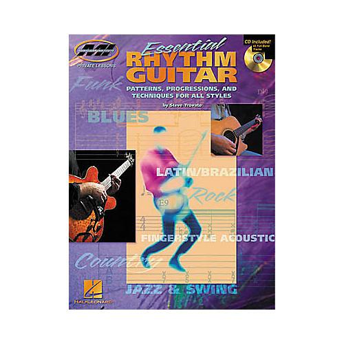 Hal Leonard Essential Rhythm Guitar Book/CD
