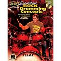 Musicians Institute Essential Rock Drumming Concepts-An Encyclopedia of Progressive Rhythmic Techniques BK/CD by Jeff Bowders thumbnail