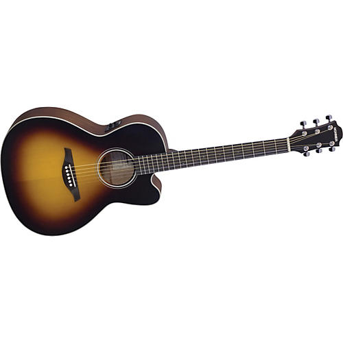 Hohner Essential Roots EP1-SOOCE Cutaway Acoustic-Electric Guitar