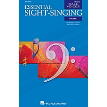 Hal Leonard Essential Sight-Singing Vol. 1 Male Voices (Male Voices Accompaniment CD Volume 1) CD ACCOMP