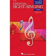 Hal Leonard Essential Sight-Singing Vol. 1 Treble Voices (Treble Voices Accompaniment CD Volume 1) CD ACCOMP