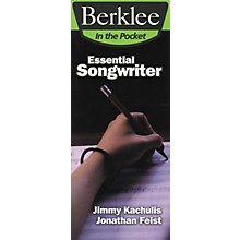 Berklee Press Essential Songwriter Book