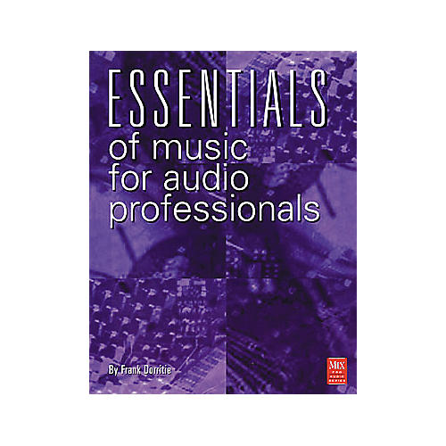 ArtistPro Essentials of Music for Audio Professionals (Book/CD)-thumbnail