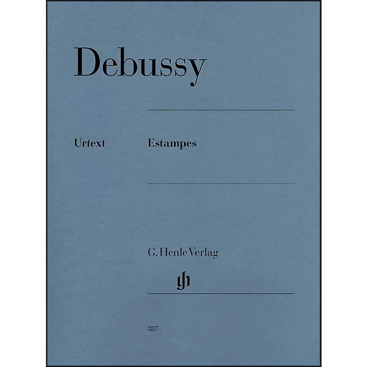 G. Henle VerlagEstampes By Debussy