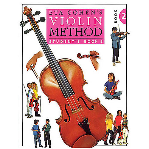 Novello Eta Cohen Violin Method - Book 2 (Student Book) Music Sales America Series Written by Eta Cohen