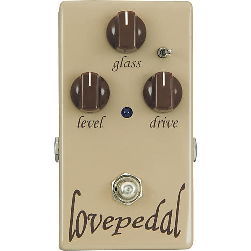 Lovepedal Eternity Fuse Overdrive Guitar Effects Pedal-thumbnail