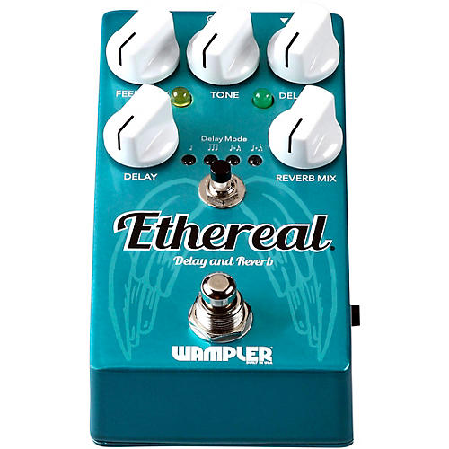 Wampler Ethereal Delay and Reverb Effects Pedal-thumbnail