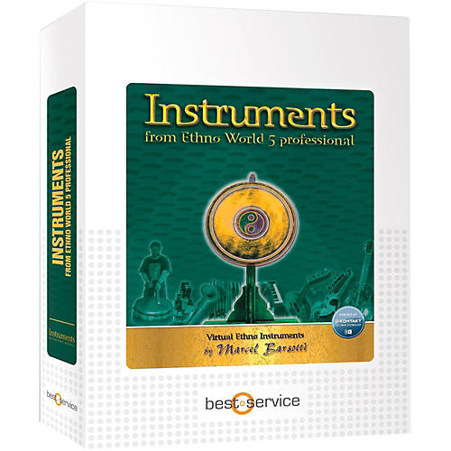Best Service Ethno World 5 Professional Instruments