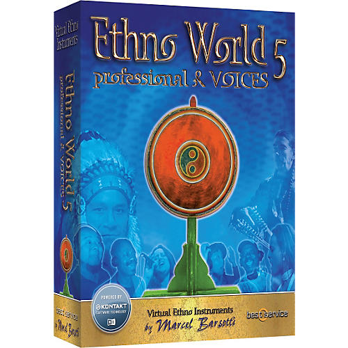 Best Service Ethno World 5 Professional & Voices-thumbnail