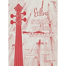 Alfred Etling String Class Method Book 1 Violin