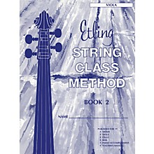 Alfred Etling String Class Method Book 2 Viola