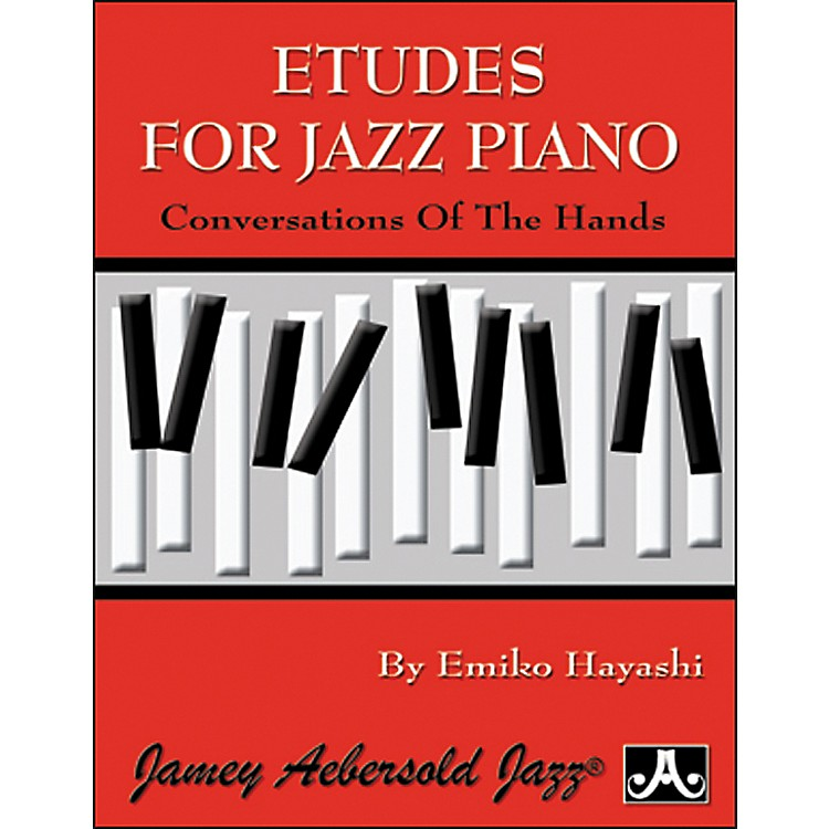 Jamey AebersoldEtudes for Jazz Piano - Conversation of the Hands
