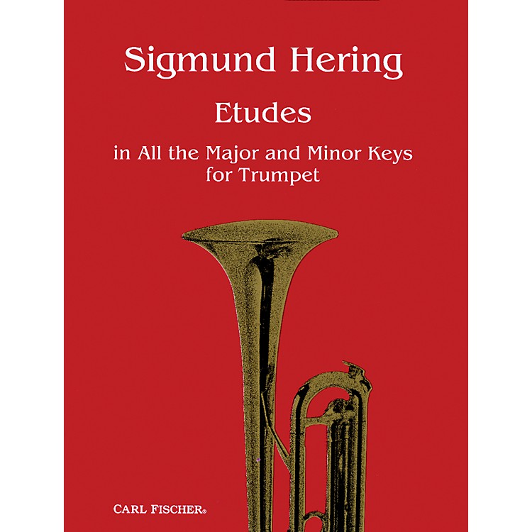 Carl Fischer Etudes in All the Major and Minor Keys for Trumpet