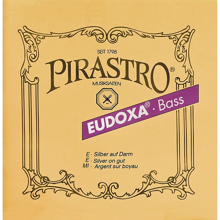 Pirastro Eudoxa Bass Strings