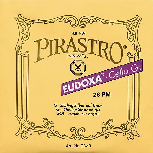Pirastro Eudoxa Series Cello D String