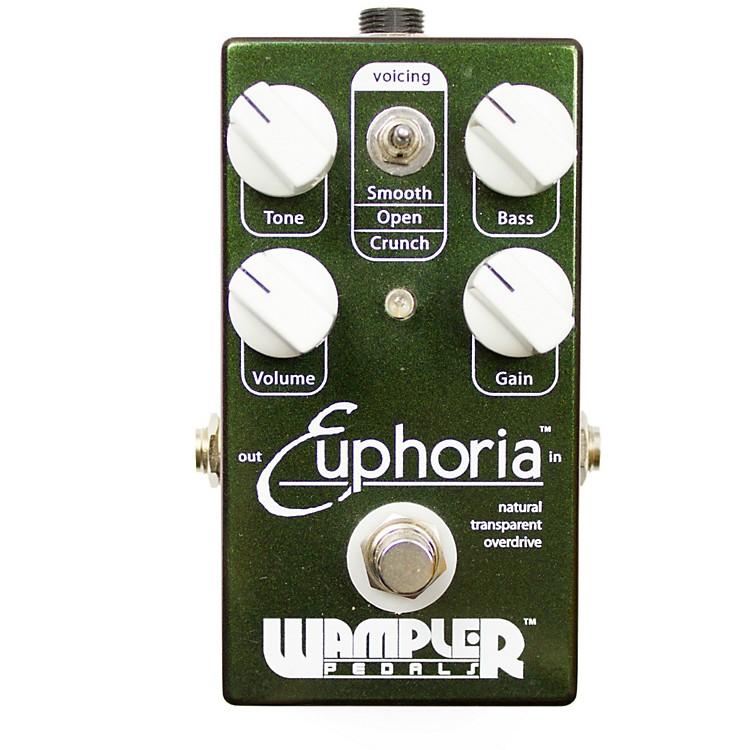 WamplerEuphoria Overdrive Guitar Effects Pedal