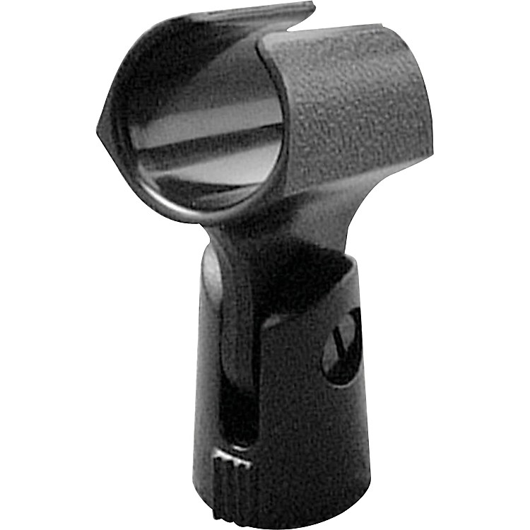On-Stage Stands Euro-Style Plastic Mic Clip Black