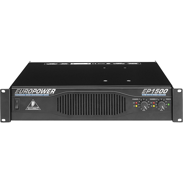 BehringerEuroPower EP1500 Power Amp