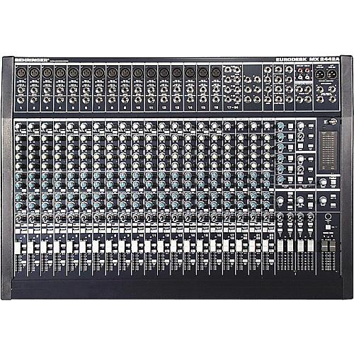 Behringer Eurodesk Mx2442a : behringer eurodesk mx2442a mixer musician 39 s friend ~ Russianpoet.info Haus und Dekorationen