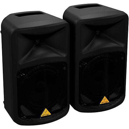Behringer Europort EPS500MP3 8-Channel Portable PA System-thumbnail