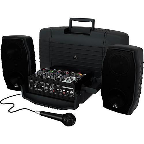 Behringer Europort PPA200 Portable PA System-thumbnail