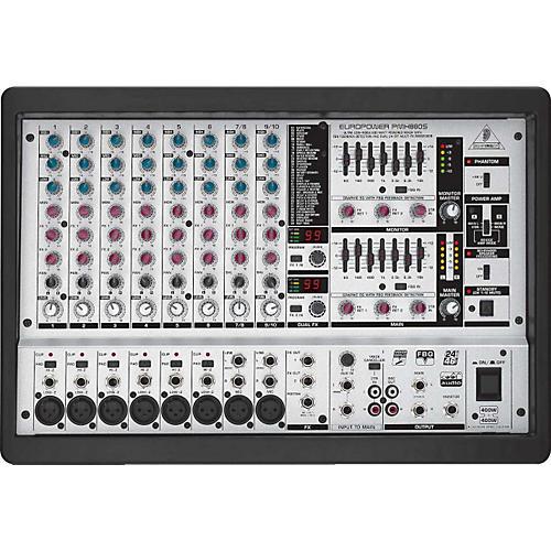 Behringer Europower PMH880S Powered Mixer-thumbnail
