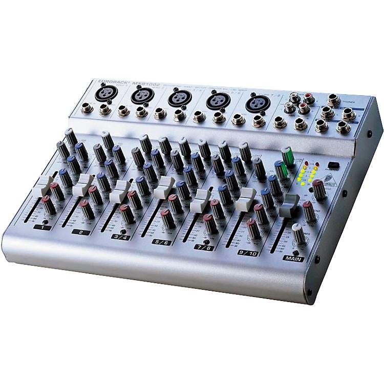 BehringerEurorack MXB1002 10-Channel Mixer
