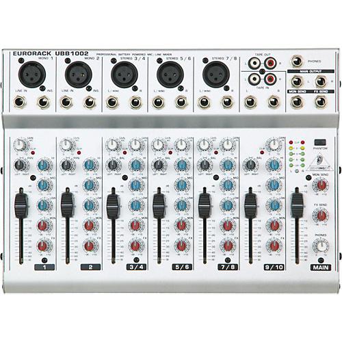 Behringer Eurorack UBB1002 10-Input Mixer