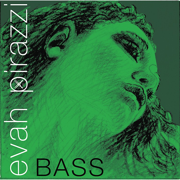 PirastroEvah Pirazzi 3/4 Size Double Bass Strings3/4 SizeWeich Set