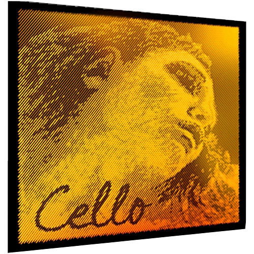 Pirastro Evah Pirazzi Gold Cello String Set-thumbnail