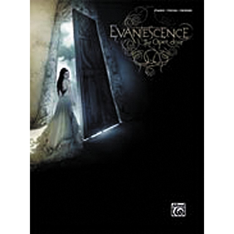 AlfredEvanescence Open Door Guitar Tab Songbook