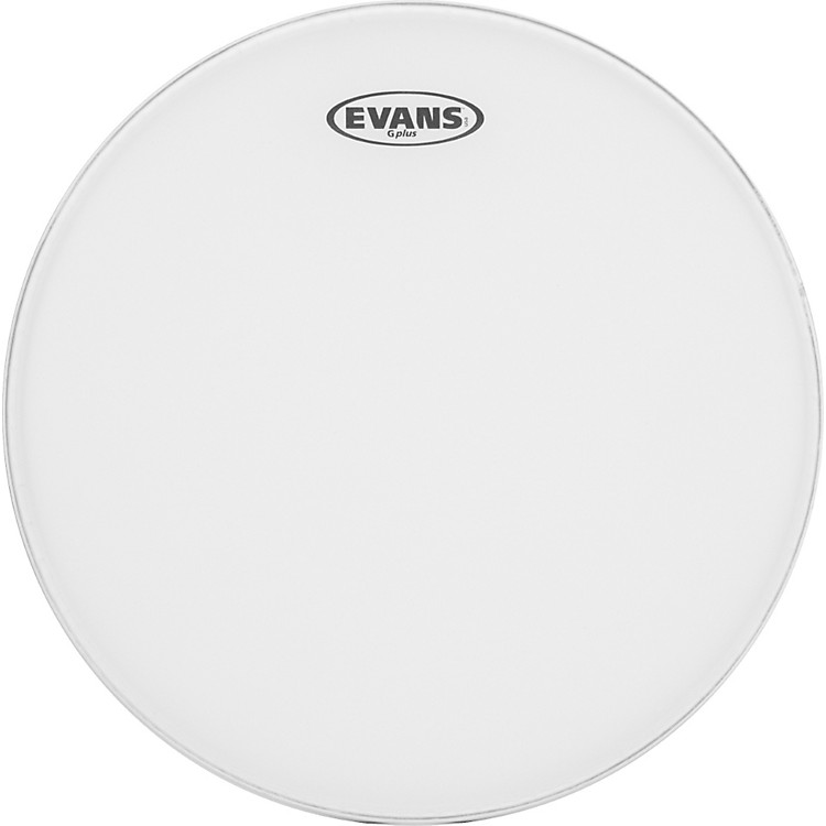 Evans Evans G Plus Coated White