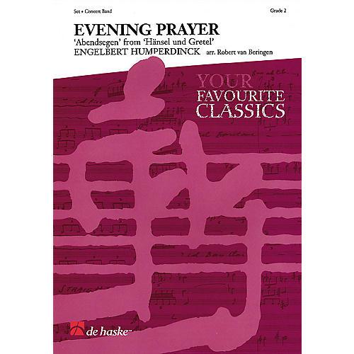 Hal Leonard Evening Prayer From Hansel Und Gretel Concert Band