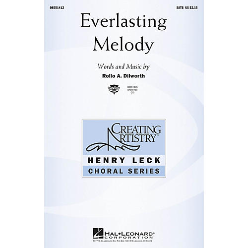 Hal Leonard Everlasting Melody SATB composed by Rollo Dilworth-thumbnail