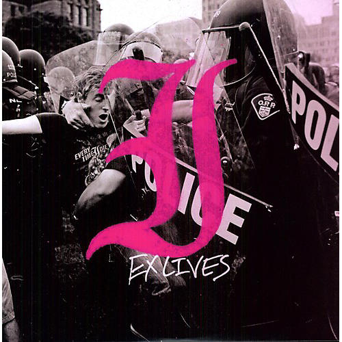 Alliance Every Time I Die - Ex Lives