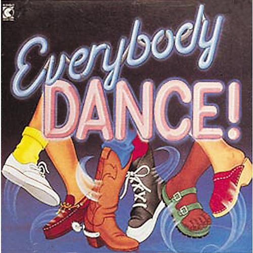 Kimbo Everybody Dance (Cassette)
