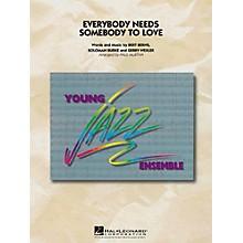 Hal Leonard Everybody Needs Somebody To Love Jazz Band Level 3