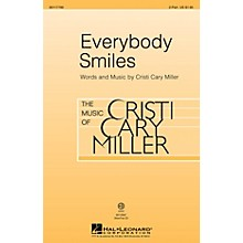 Hal Leonard Everybody Smiles ShowTrax CD Composed by Cristi Cary Miller